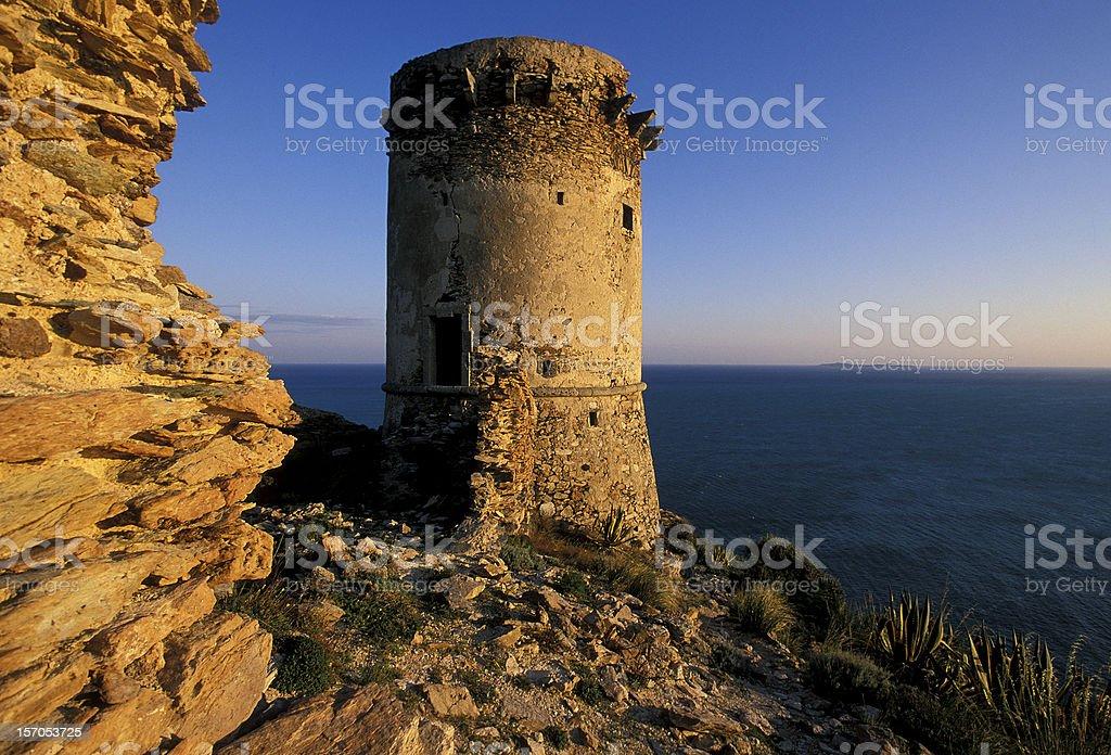 Torre Ciana stock photo