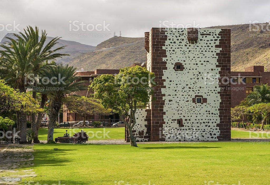 Torre del Conde stock photo