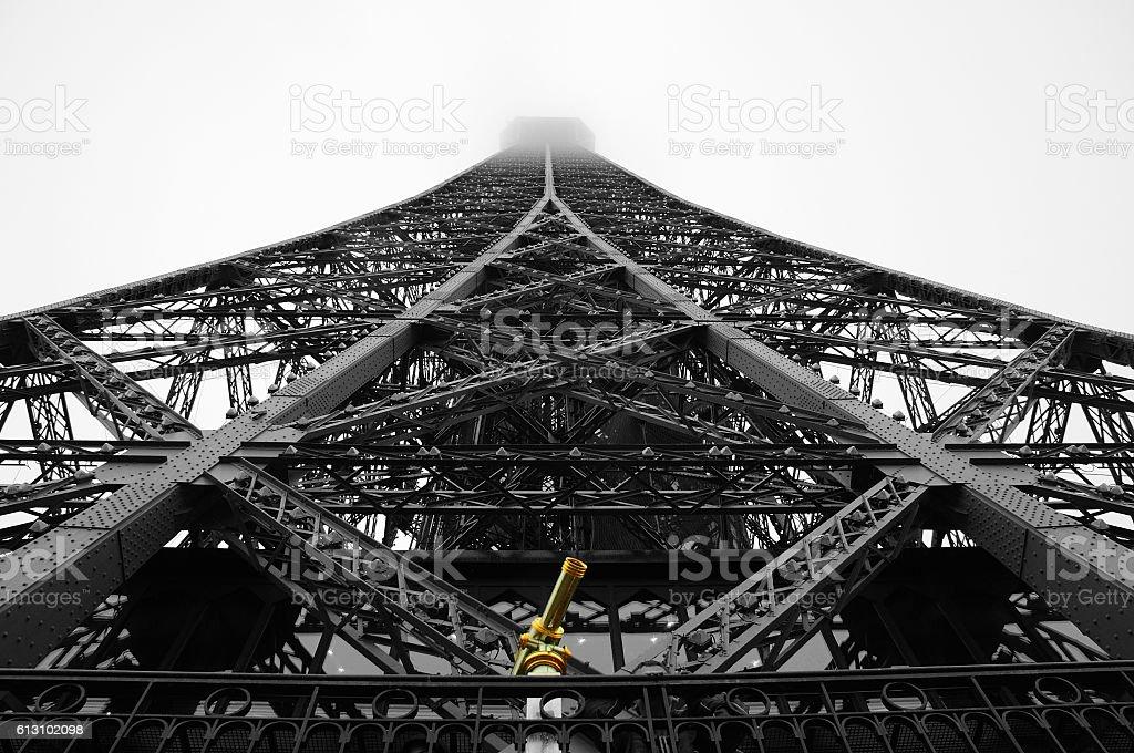 Torre Eiffel Paris royalty-free stock photo