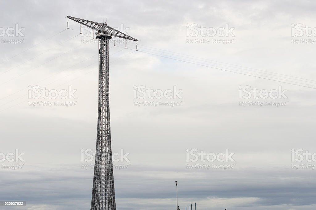 Torre Electrica photo libre de droits