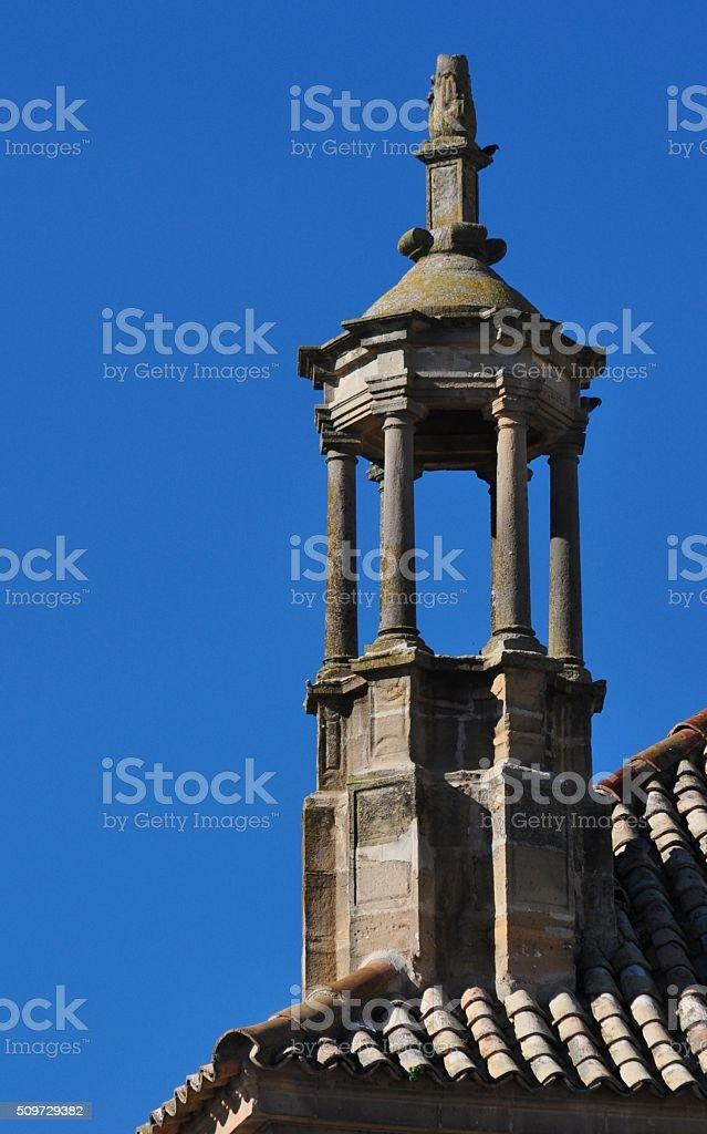 torre renacentista stock photo