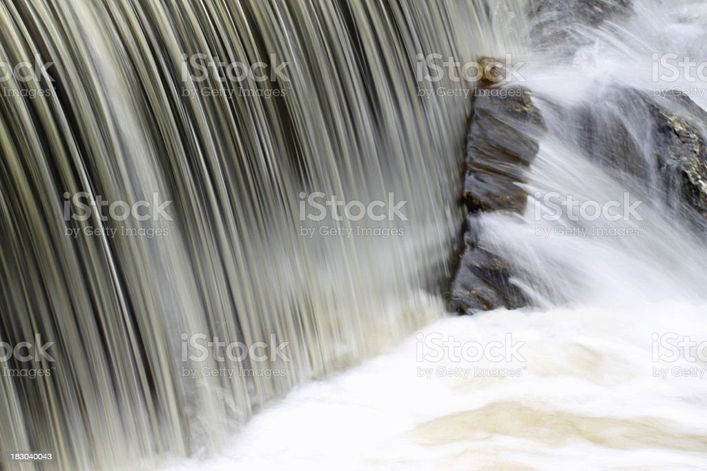 Torrent stock photo