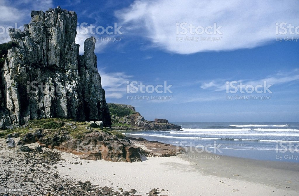 Torres beach royalty-free stock photo