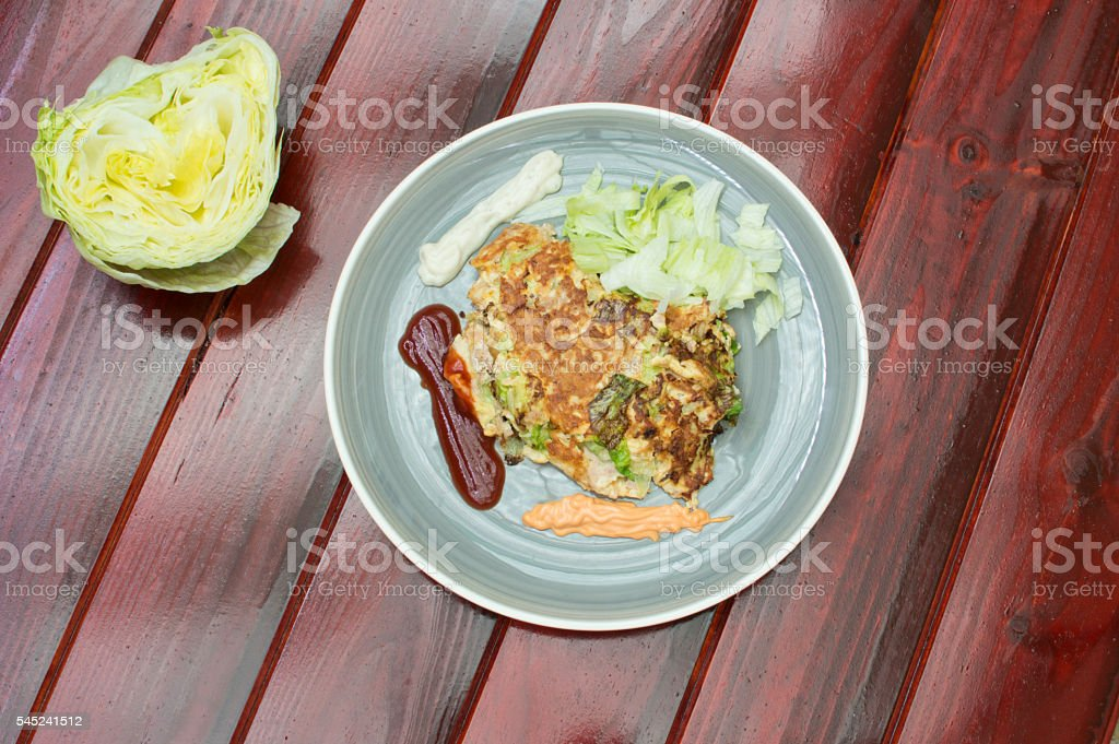 tortilla con atun photo libre de droits