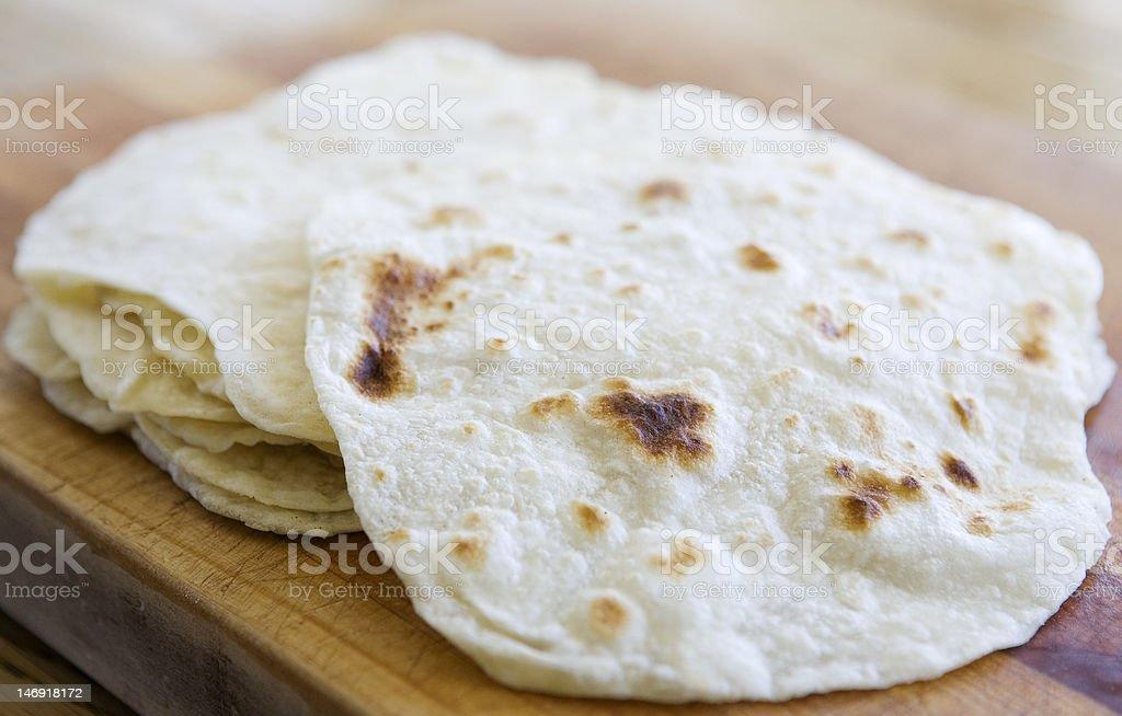 Tortilla's stock photo