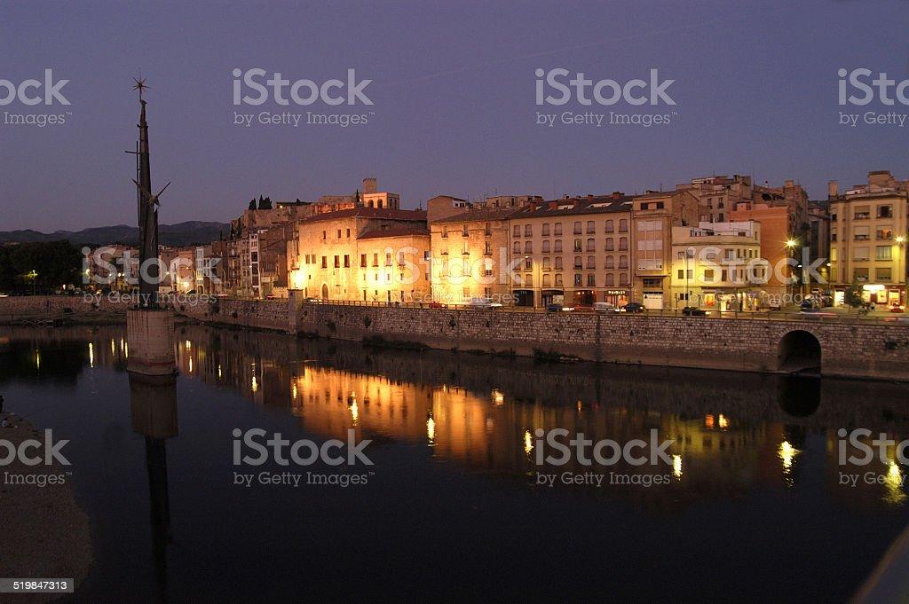 Tortosa, Tarragona, Spain stock photo