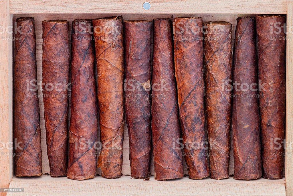 """""""Toscano"""" cigars stock photo"""