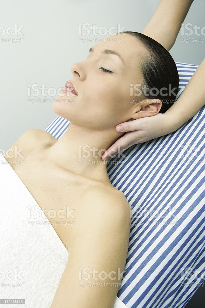 Total relax royalty-free stock photo