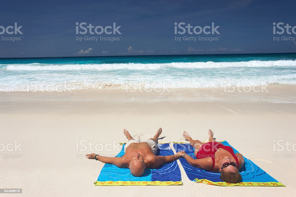 total relax stock photo