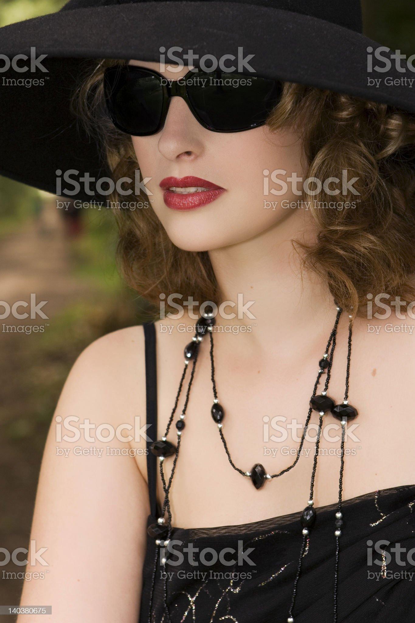 Totally fashion royalty-free stock photo