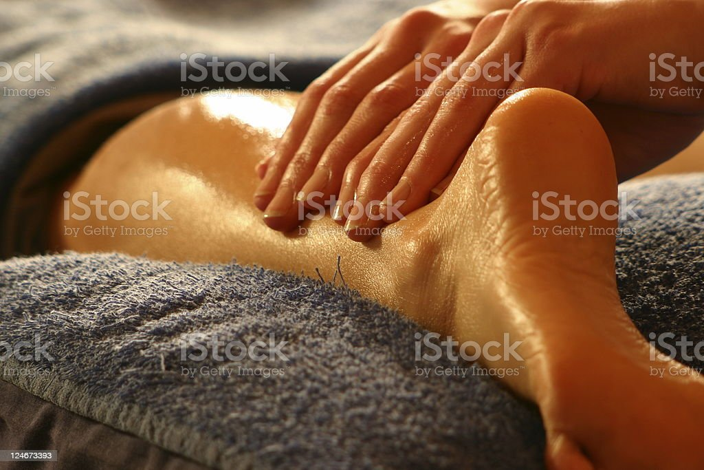 Touch royalty-free stock photo