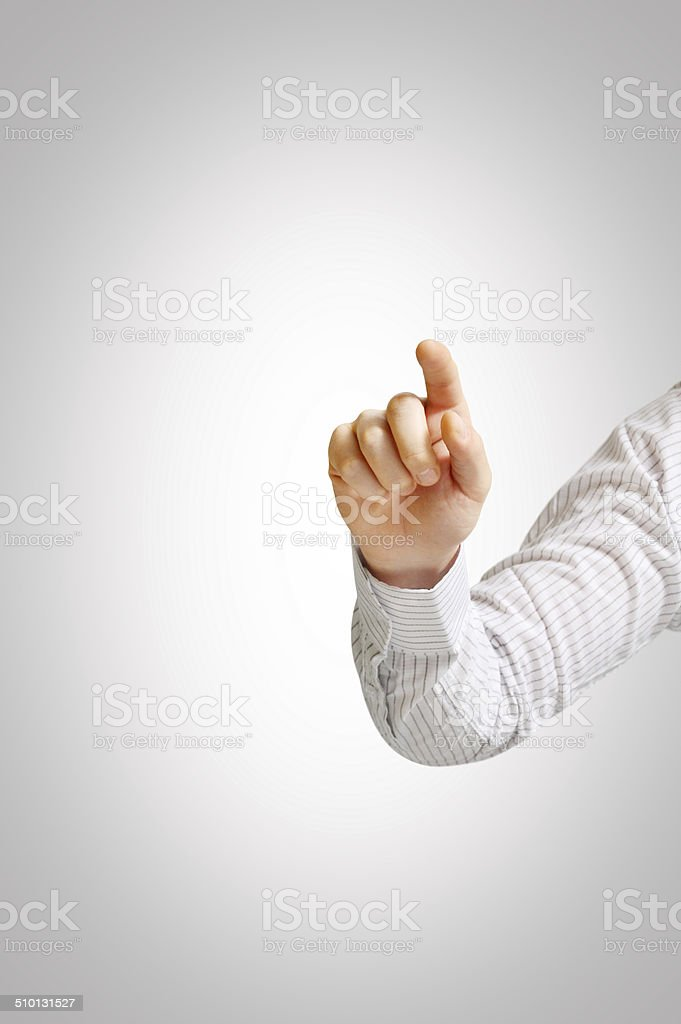 Touch Screen (Click for more) royalty-free stock photo