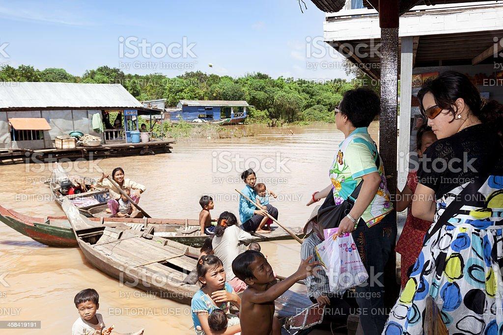 Tourism royalty-free stock photo