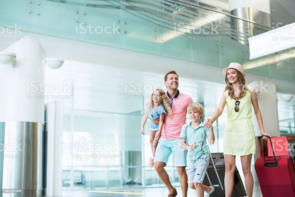 Tourism stock photo