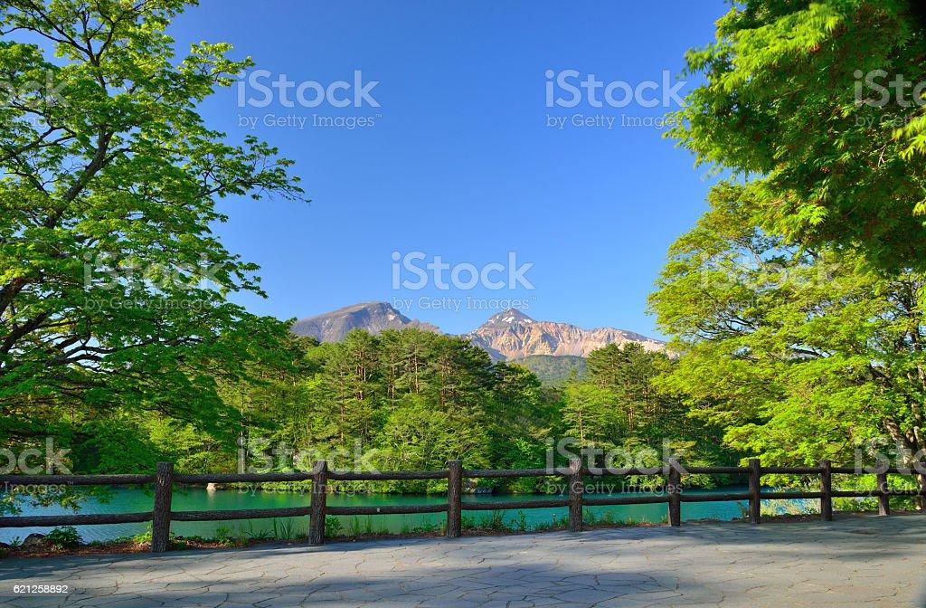 tourist spots stock photo