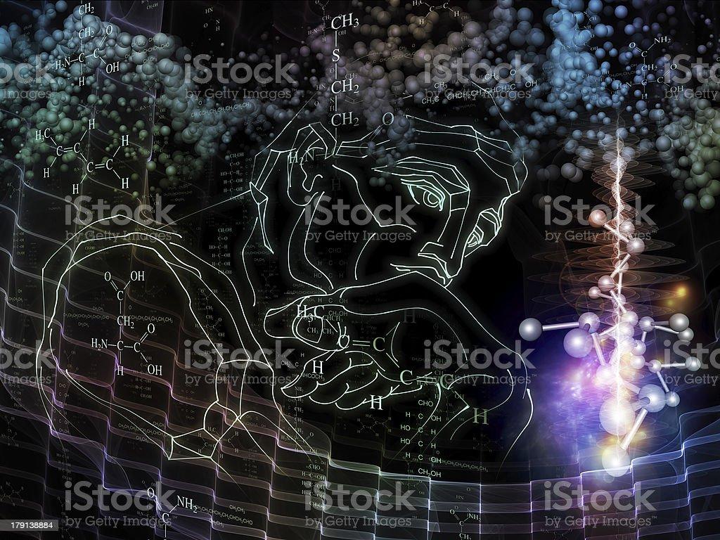 Toward Digital Logic royalty-free stock photo