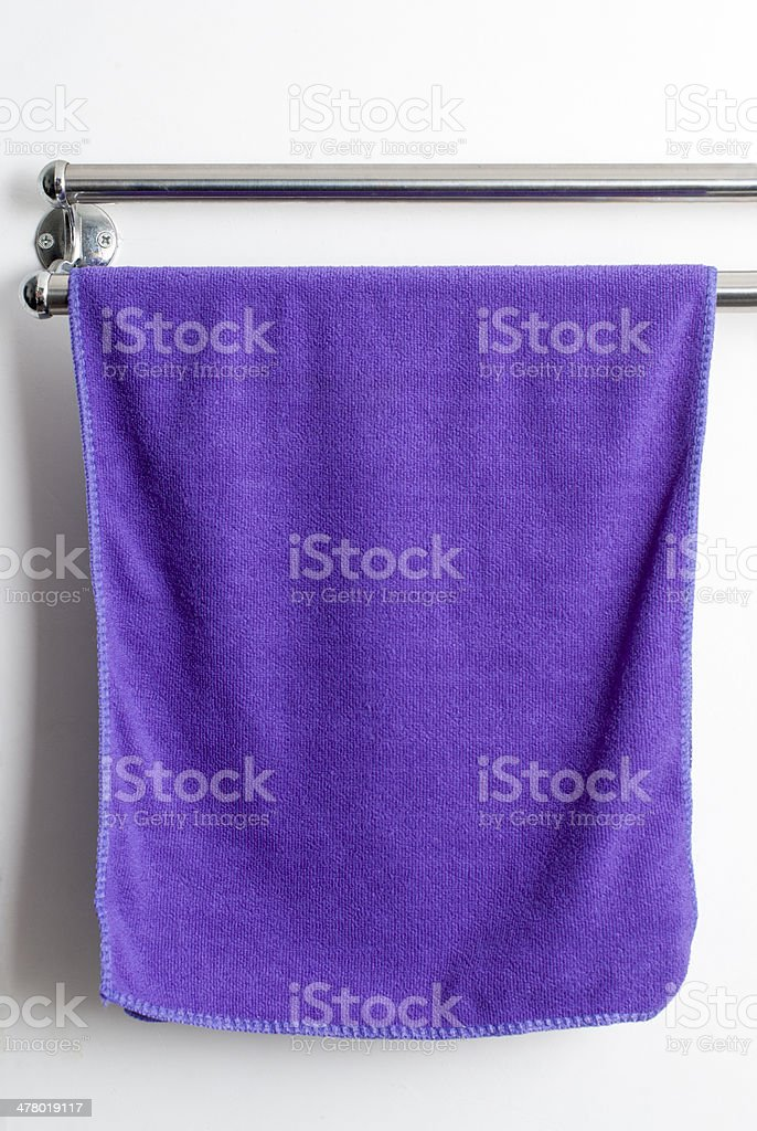 towel royalty-free stock photo