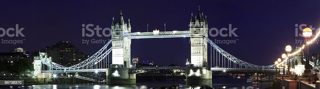 Tower Bridge, London royalty-free stock photo