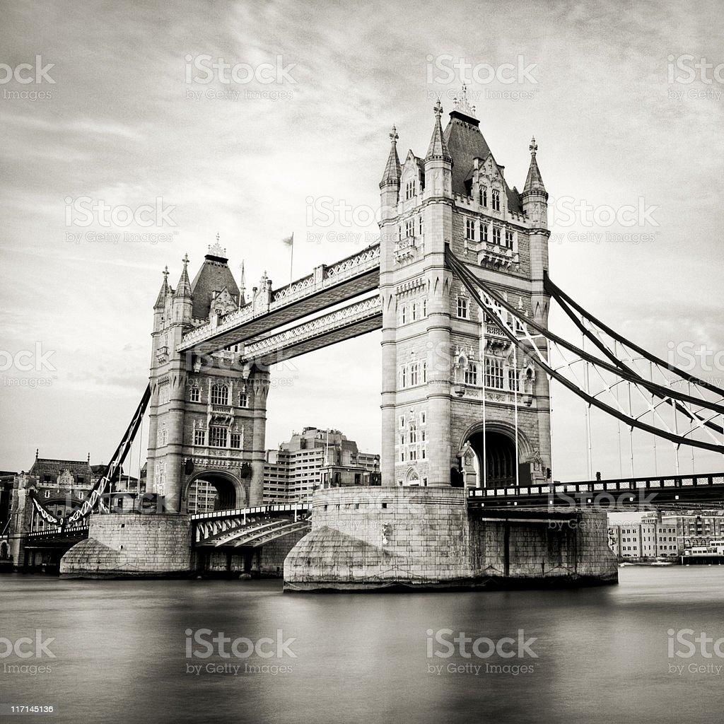Tower Bridge stock photo