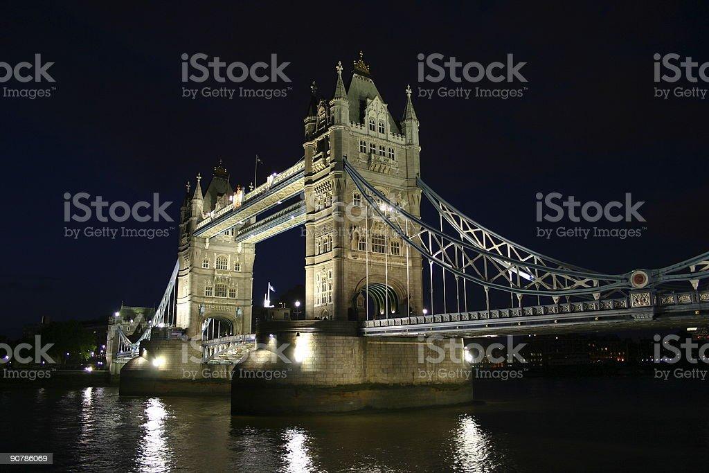Tower Bridge royalty-free stock photo