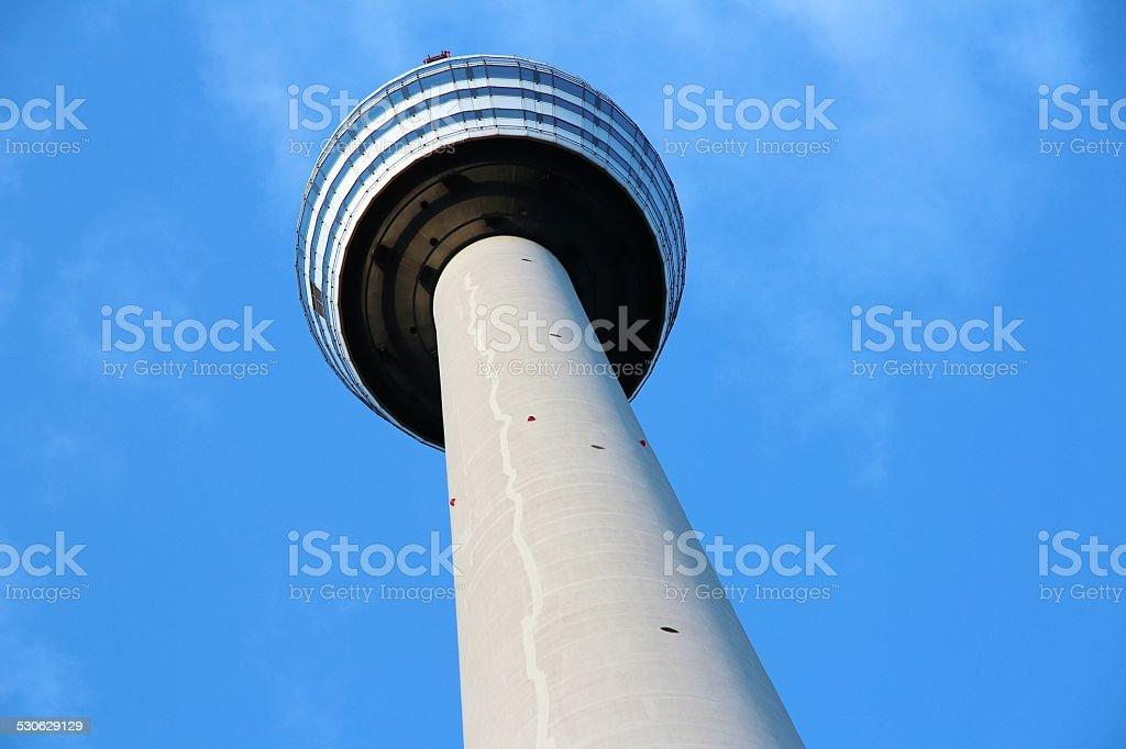 TV Tower in Stuttgart stock photo