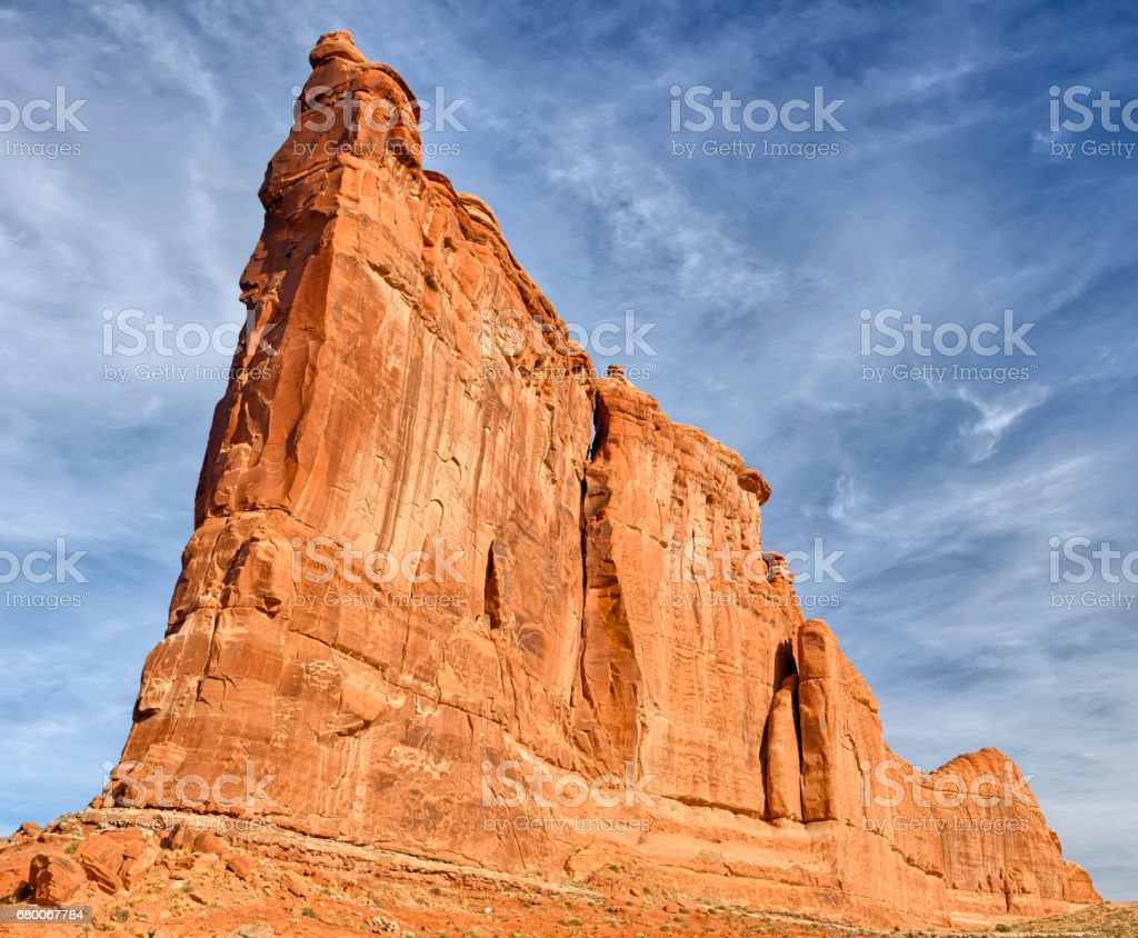 Tower of Babel stock photo