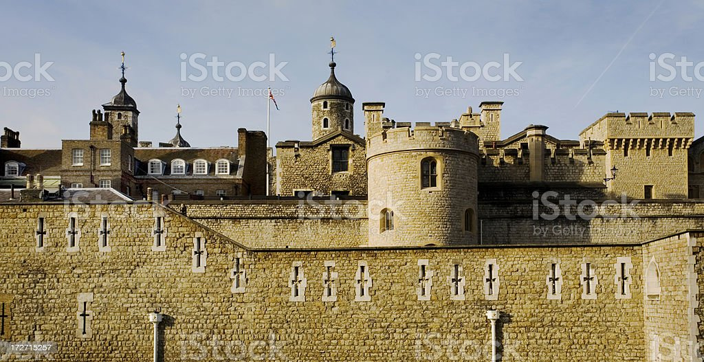 Tower of London, UK. stock photo