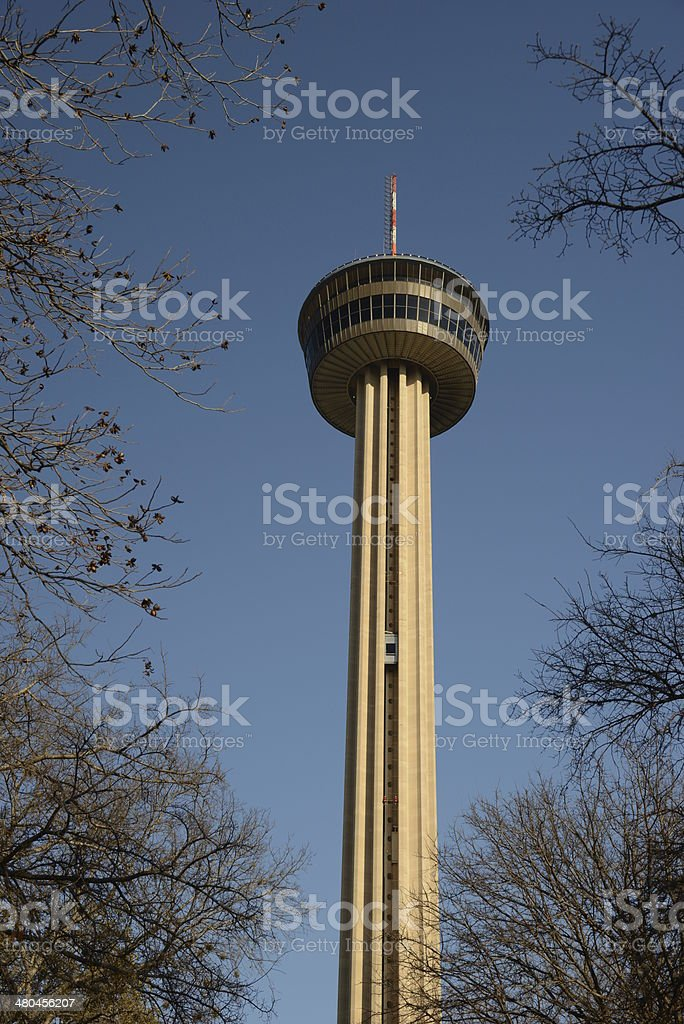 Tower of the Americas stock photo