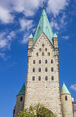 Tower of the Dom church of Paderborn