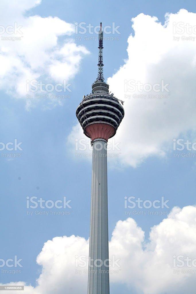 KL タワー ロイヤリティフリーストックフォト
