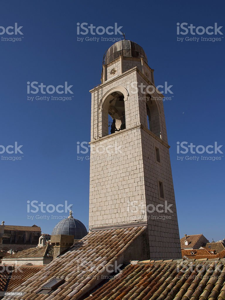 turm stock photo