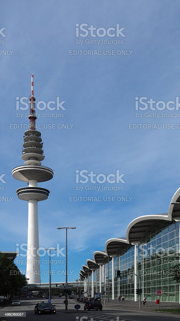 TV Tower stock photo