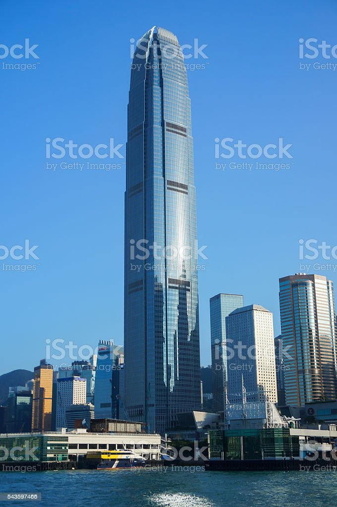 IFC Tower stock photo