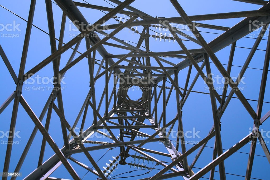 tower power royalty-free stock photo