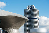 BMW Tower Welt and Museum