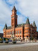 Town Hall, Helsinborg, Sweden