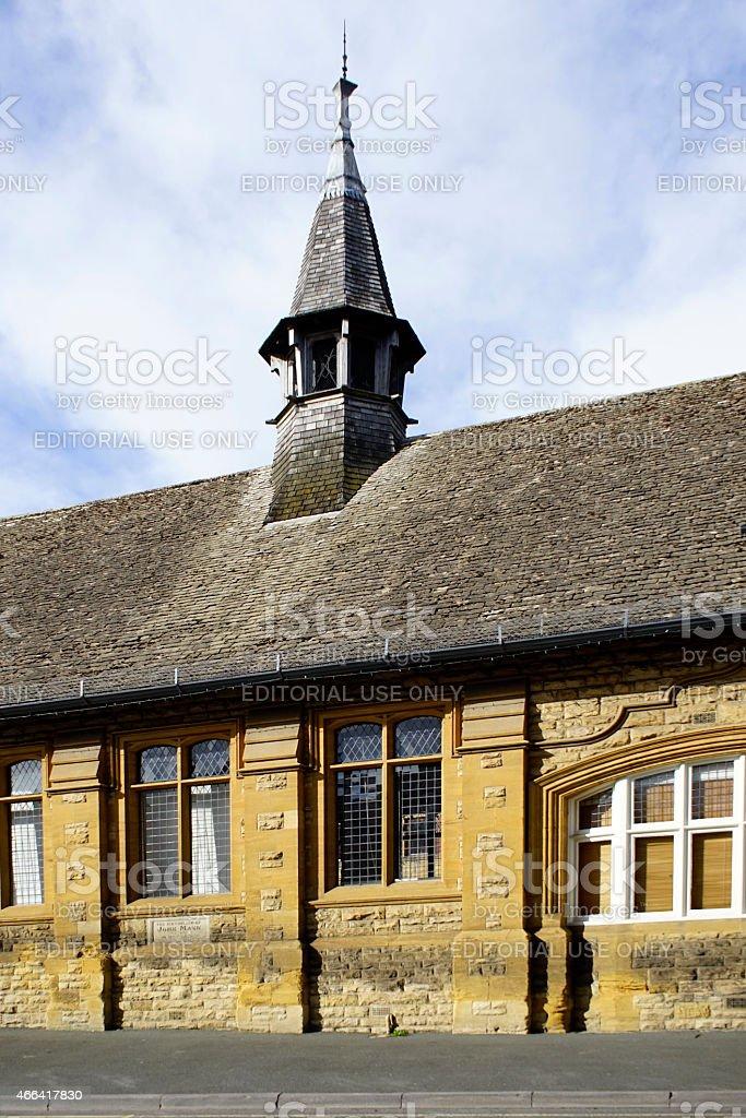 town house stock photo