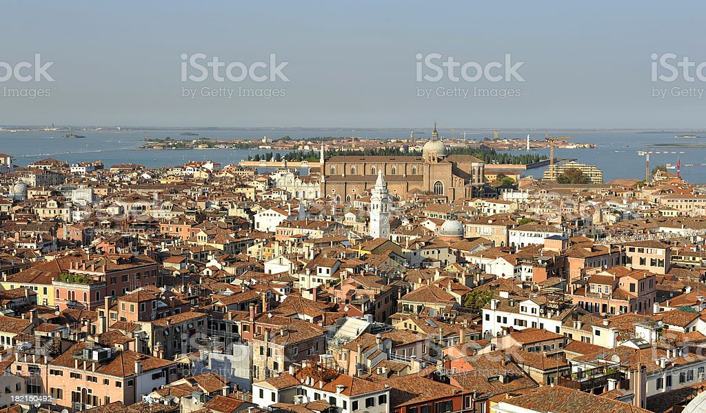 Town of Venice - Italy stock photo