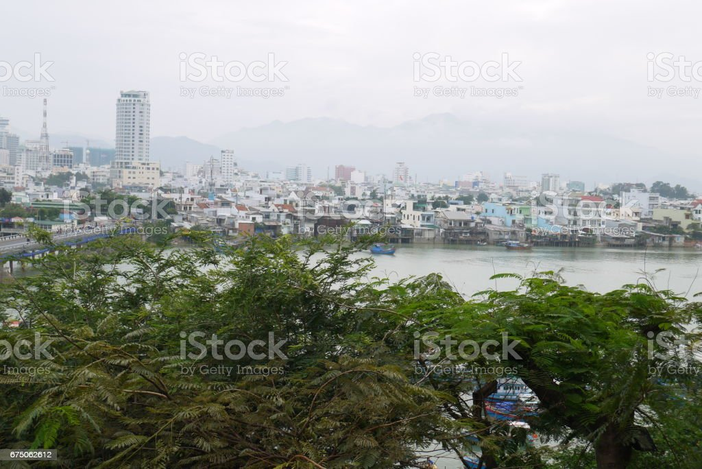 Townscape stock photo
