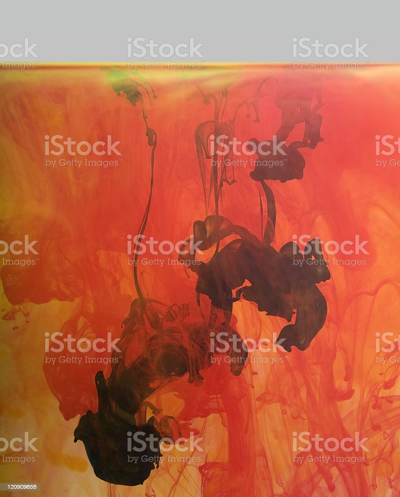 toxic color background royalty-free stock photo