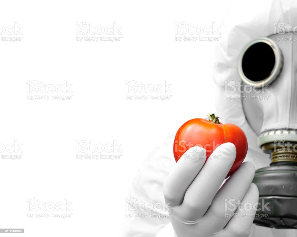 Toxic fruit royalty-free stock photo