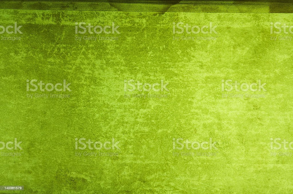 Toxic grunge book cover royalty-free stock photo