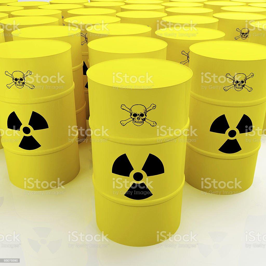 toxic tank stock photo