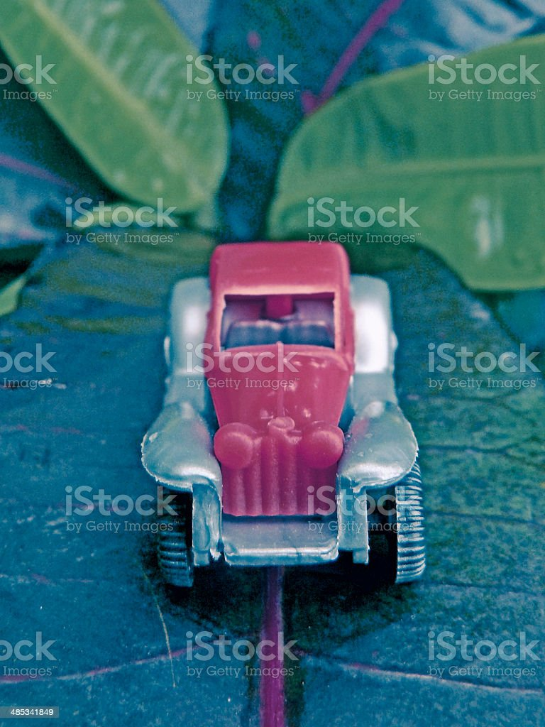 Toy Car royalty-free stock photo