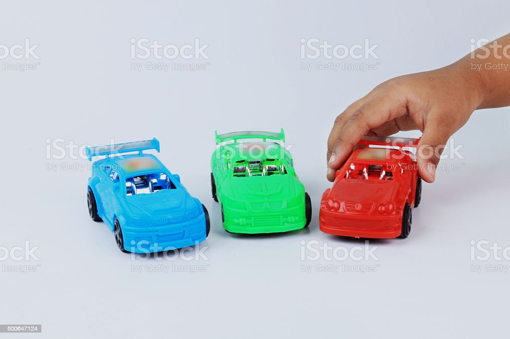 Toy Car stock photo