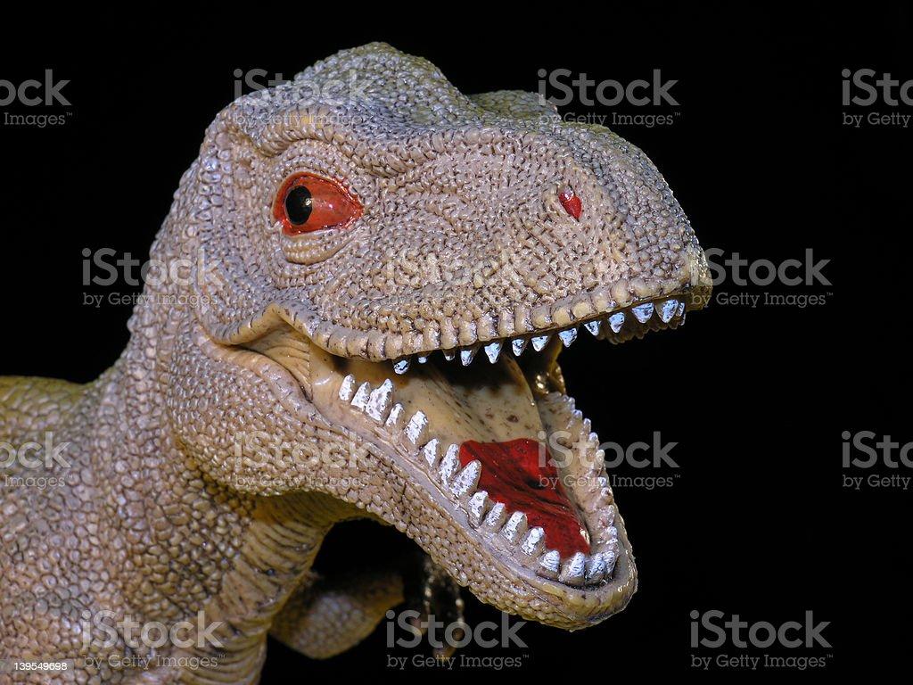 Toy Dinosaur royalty-free stock photo
