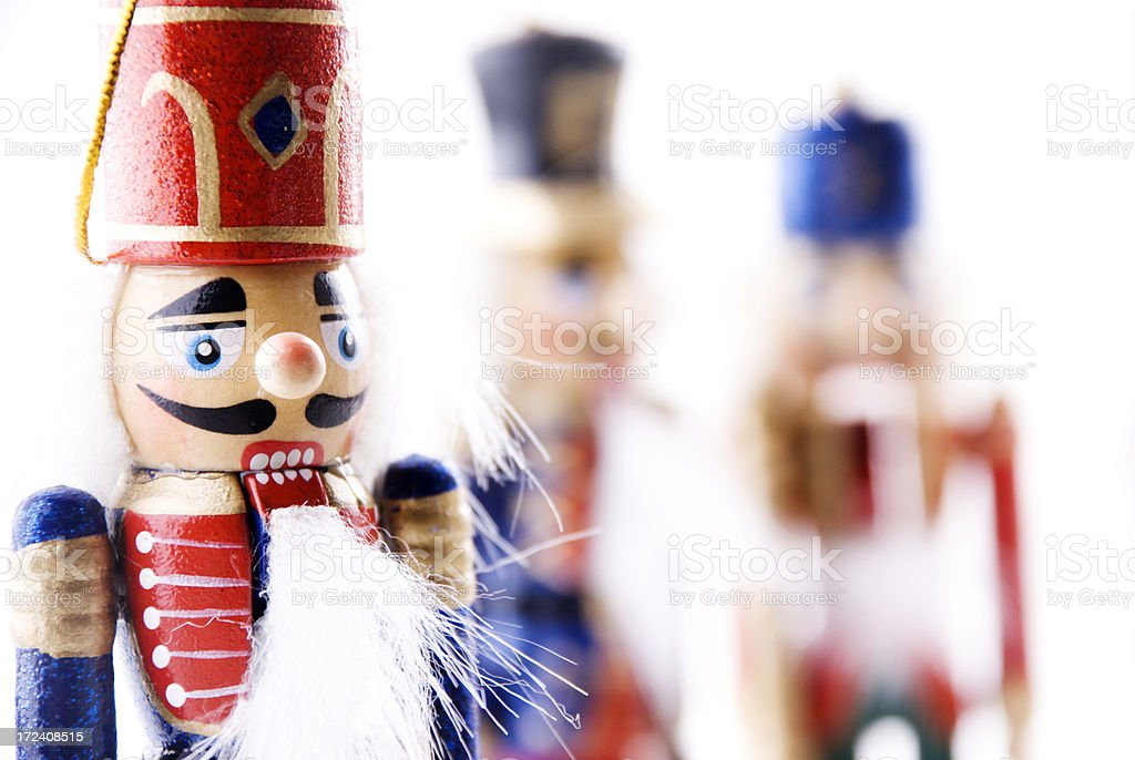 Toy Soldier (series) stock photo