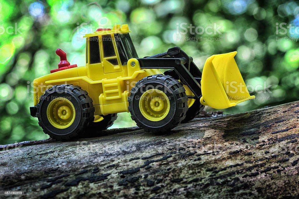 Toy Vehicle royalty-free stock photo