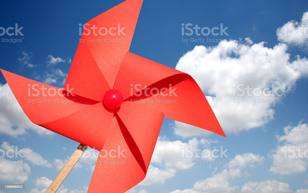 toy whirley royalty-free stock photo