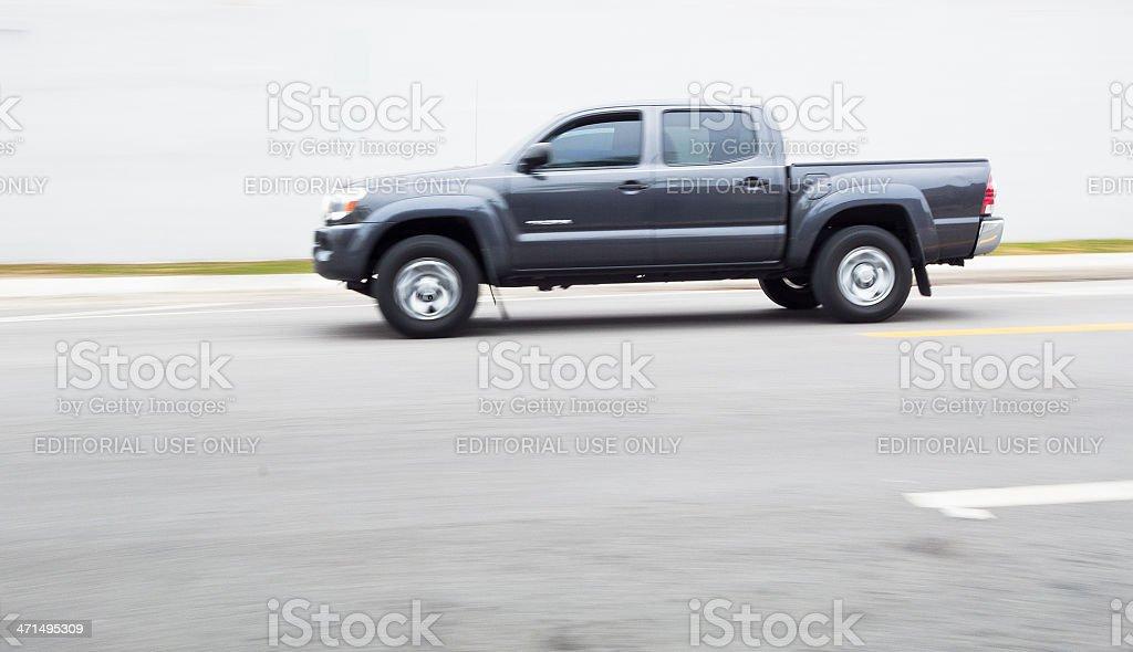 Toyota Tundra Pick up truck royalty-free stock photo